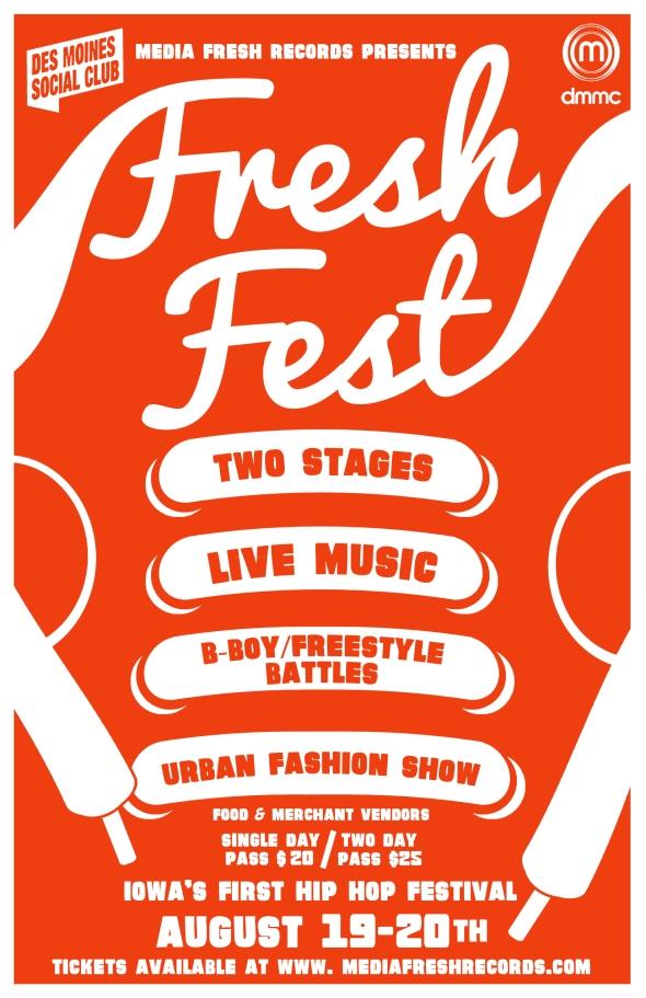 FRESH FEST 2016